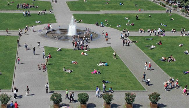 Berlin Lustgarten