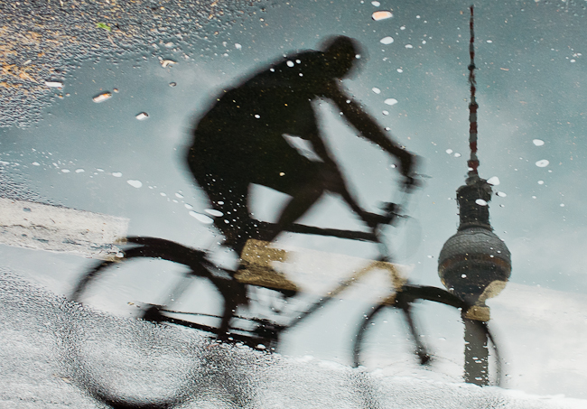 Nachhaltige Mobilität Berlin - Foto: Christian Hajer | berlininfo Führungen für Planer und Architekten