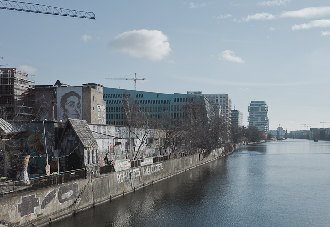 waterfront Kreuzberg - Friedrichshain Berlin  - -berlininfo guidedd tours 2019
