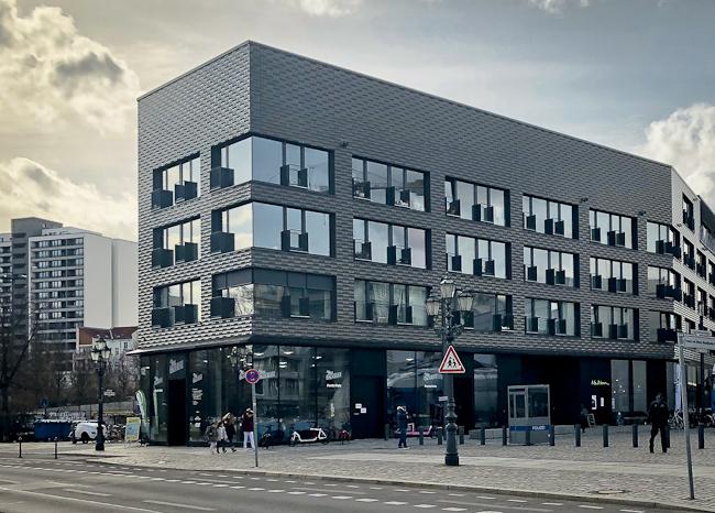 Genossenschaftsprojekt am Blumengrossmarkt Kreuzberg