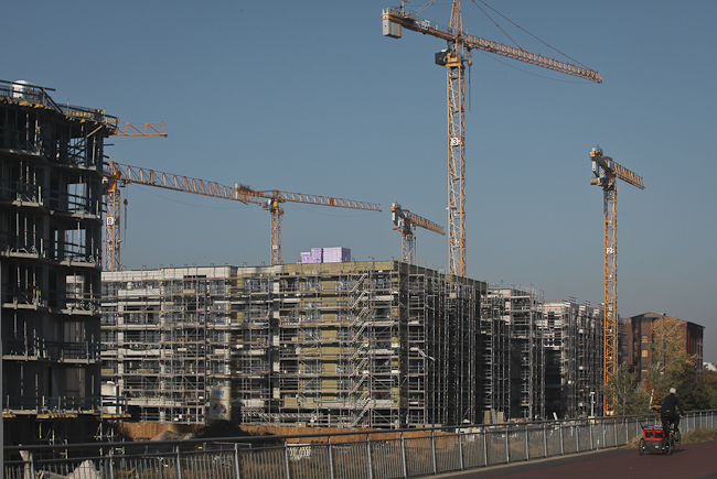 Europacity Wohnungsbau - Foto: Christian Hajer | berlininfo Führungen