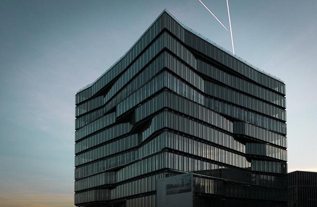 X3N Architects Kopenhagen - Photograph: Christian Hajer | berlininfo guided tours