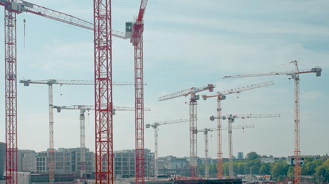 urban development in Berlin - Photograph: Christian Hajer | berlininfo guided tours